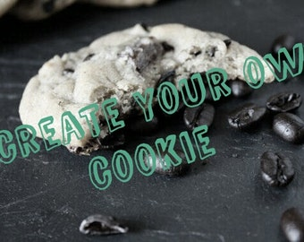 Create Your Own Cookie, homemade baked goods, custom cookies