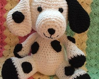 Dudley the Dalmatian Amigurumi Pattern