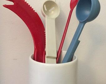 Vintage Tupperware Kitchen Gadgets: 46, 1450, 1507 and 181