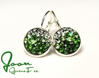 GreenFairy - Earrings