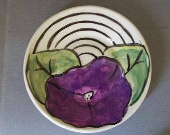Vintage Art Pottery Bowl - Studio Art Pottery Bowl - Art Pottery Catch-All