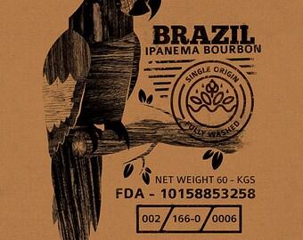 Brazil Ipanema Bourbon
