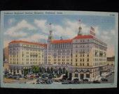 Postcard: Oakland Regional Station Hospital, Oakland, Calif.