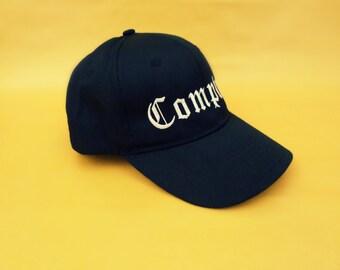 Compton Snapback Hat