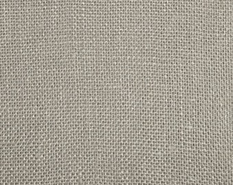 Gray burlap curtains,bedroom, livingroom, bathroom curtains