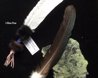 Sacred Prayer Feathers ~ Created by Wet Foot