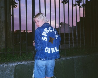 Special Girl Denim Jacket