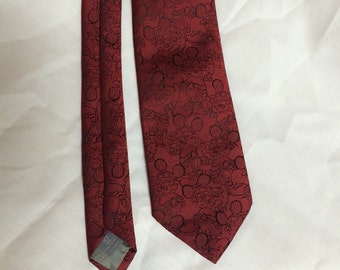Mickey Mouse tie