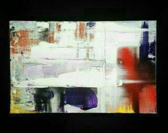 Abstract Contemporary Decor