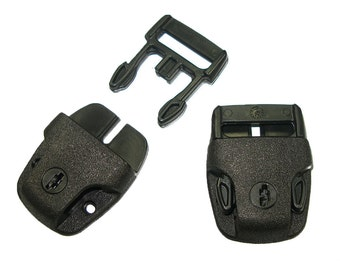 "1"" Lockable Hot Tub Buckle - 2 Pack"