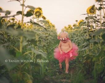 Solid Color Tutu, Newborn Tutu, Photography prop, Girls tutu