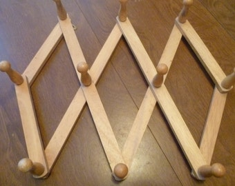 Wooden Rack for Cups