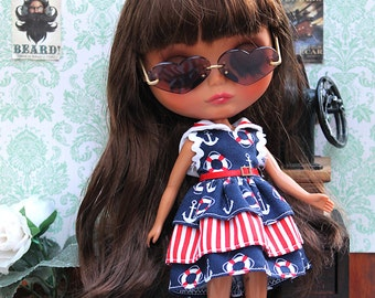 Blythe Sailor dress