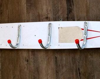 Vintage Apollo water ski with hooks