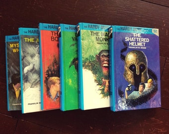 The Hardy Boys Vol. 47-52