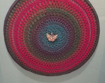"19"" Mandala - Butterflys"