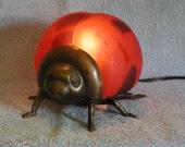 Accent Lamp - Lady Bug Lamp - Andrea of Sadek