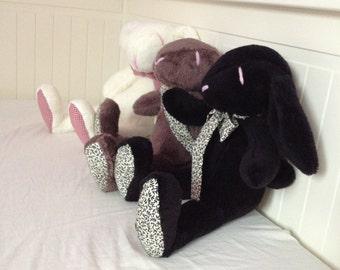 2 chosen bunnies