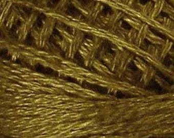 Valdani 3 Strand Cotton Floss - 234 Khaki Olive