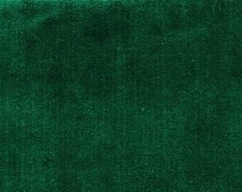 """Jade Hand-dyed Velvet - Fat Eighth 17"""" x 10"""""""