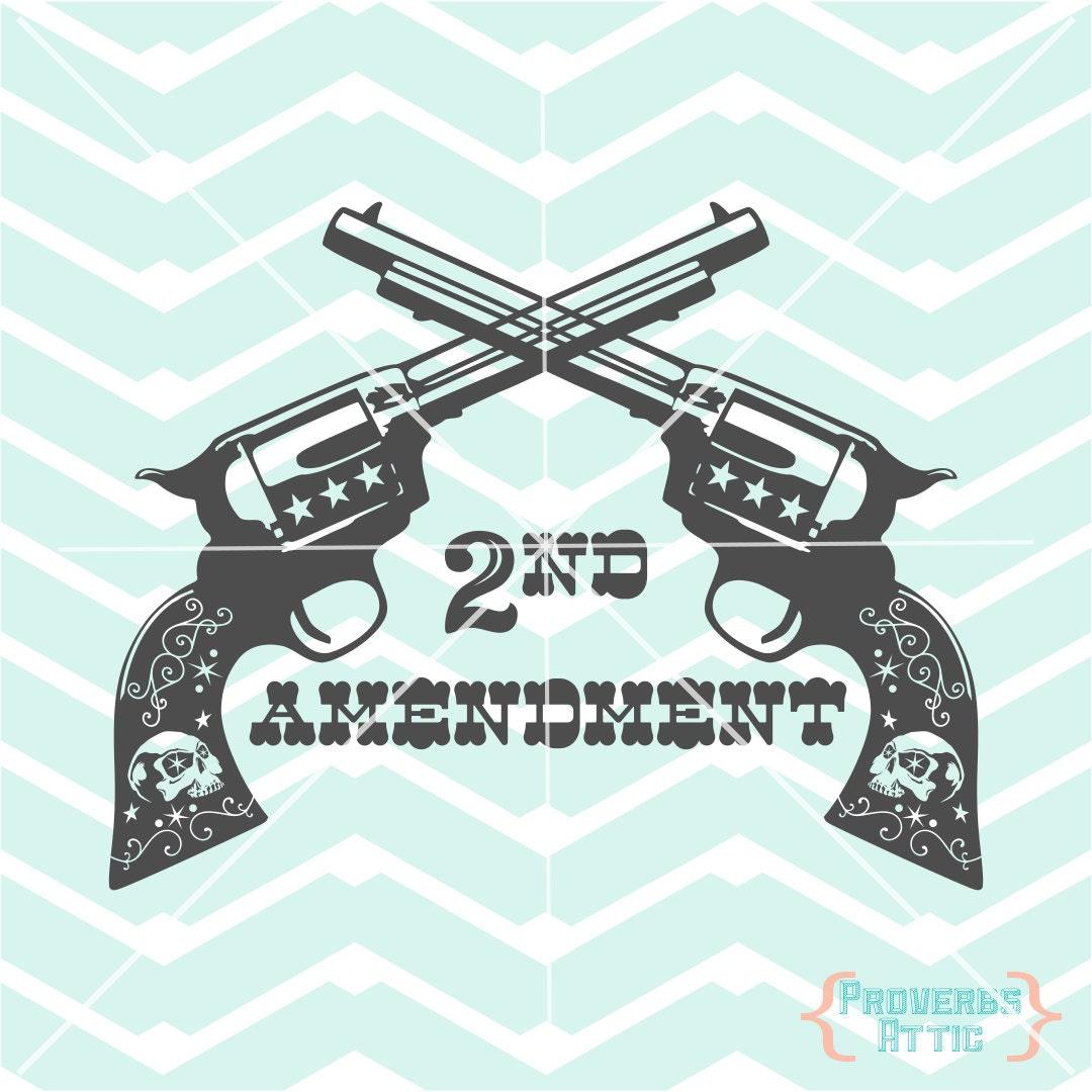 Car body sticker design eps - 2nd Amendment Revolver Guns Vinyl Wall Art Window Decal Cutting Printable Gun Rights Signs Digital Instant Download Svg Png Jpeg Dxf Eps