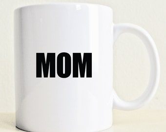 Mom Gift Mug | Custom Gift Mug | Mom Christmas Gift | Mother's Day Gift