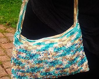 Simple Beaded Bag
