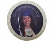 Graduation Photo Balloon