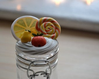 Kawaii CupCake Jars