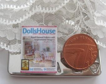 dollhouse magazine dollshouse  12th scale miniature