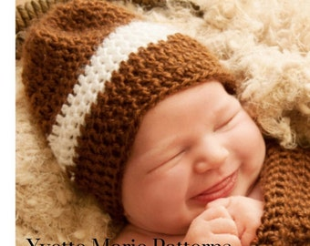 newborn football hat patternbaby football hat patternnewborn halloween costumebaby boy - Infant Football Halloween Costume