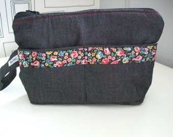 Small Project Bag for Knitting/Crochet