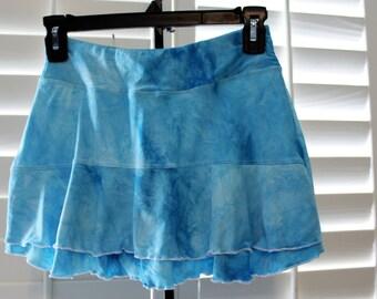 Tennis running skirt skort. Girls size 12. Built in shorts.