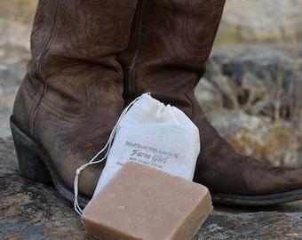 Farmgirl Goat Milk Soap