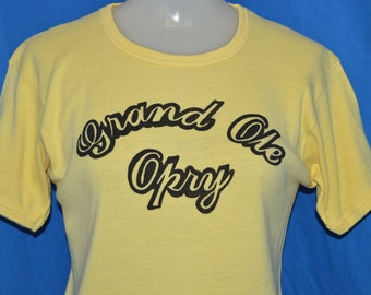 70s Grand Ole Opry Womens t-shirt Small