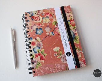 Recipes - Japanese - flowers pink fabric specifications