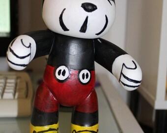 Mickey Mouse Bearbrick Toy