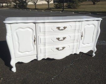 French Provincial Dining Room Buffet / Server