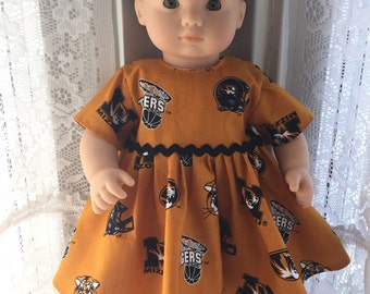 Bitty Baby Mizzou dress