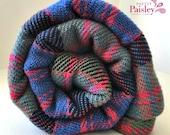 Handwoven Wrap- MacDonald Tartan 3.2m