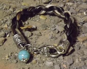 Custom Horse Hair Bracelet