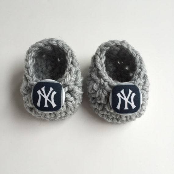 Yankees baby booties baby booties infant by