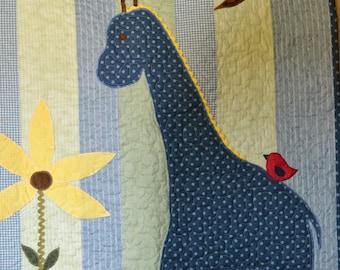 Polka Dot Giraffee