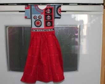 IH Dish Towel Dress