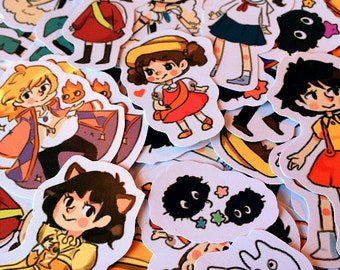 Studio Ghibli Sticker Pack 2