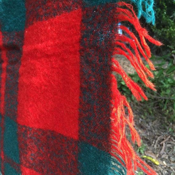 Vintage Retsol Mohair Rug