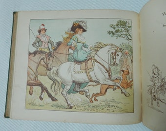 R. Caldecott's Second Collection of Pictures and Songs