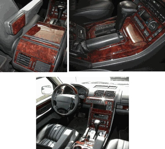 1998 Land Rover Range Rover Interior: Right Hand Drive Land Range Rover 1995 1996 1997 1998 1999