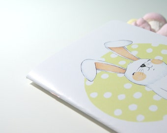 Notebook rabbit