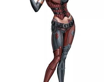 Arkham City Harley Quinn